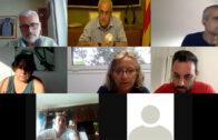 Laura Borràs col·loca la primera pedra del futur Arxiu Comarcal de les Garrigues a les Borges