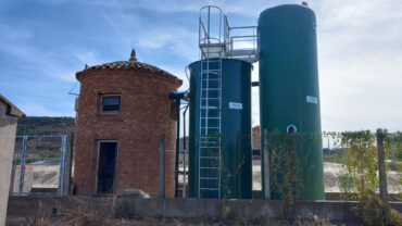 Estació Tractament aigua castelldans_20211006